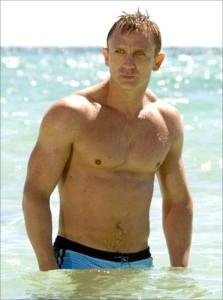 Daniel Craig chest