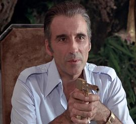 Francisco_Scaramanga (The Man With The Golden Gun)