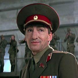 General Ourumov (Goldeneye)