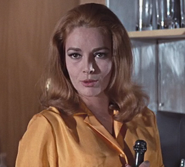 Helga Brandt (You Only Live Twice)