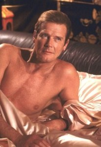 Roger Moore Chest