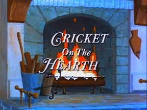 Cricketonthehearth